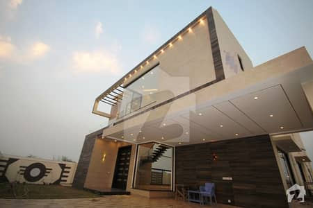 1 Kanal Stylish Supreme Designers Bungalow For Sale In DHA Lahore