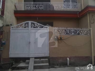 Double Storey House Is Available For Sale On Service Road