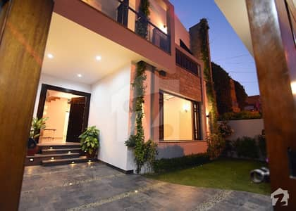 One Of Its Kind Extra Ordinary Designers House With All Modern Features