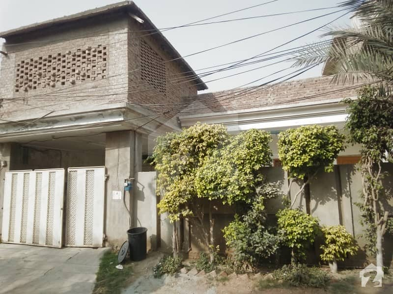 12 Marla House For Sale 83 Meherban Colony MDA Chowk