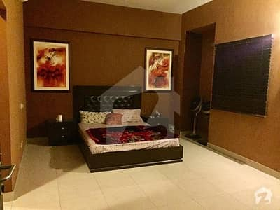 Luxury Creek Vista Pent House Furnished Double Story Apartment with Swimming Pool For Rent DHA Phase 8 Only Company Executives and CEO price negotiable