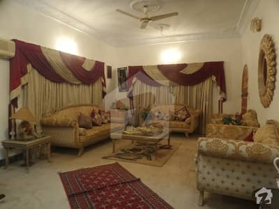 Renovated Double Storey 500 Sq. Yard Bungalow Opposite Malir Cant