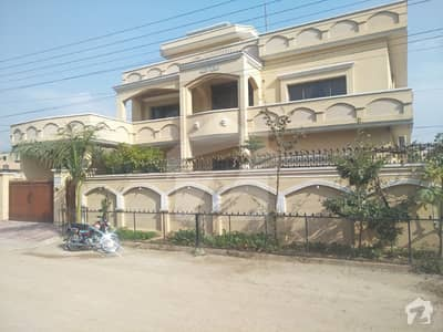 1 Kanal Double Storey House For Sale Sector1