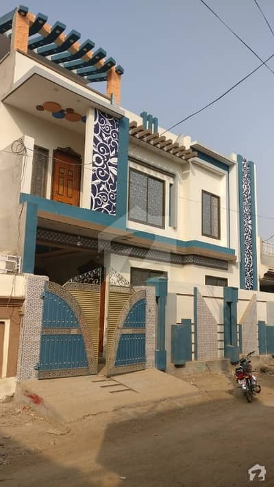 Brand New Double Storey House For Sale In Block X NST