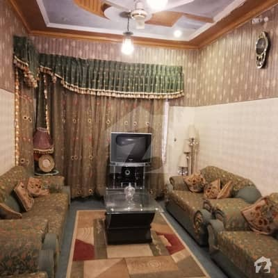 Well Furnished House For Aale