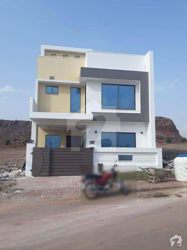 Bahria Enclave Sector G - 5 Marla House For Sale