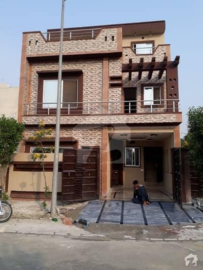 Excellent Corner Location House At Dream Garden Defance Road Lahore
