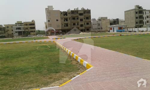 Chance Deal To Buy Brand New 200 Sq. Yd Portion In Government Teachers Cooperative Housing Society Scheme 33
