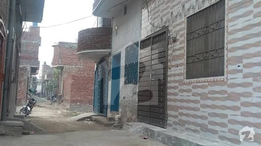 3 Marla Brand New Single Storey House For Sale