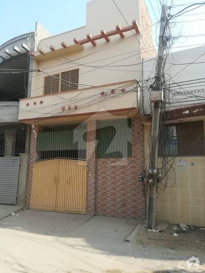 House In Owaisia Street Haroon Town Bahawalpur