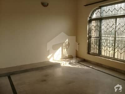 Neat And Clean 1 Kanal House Separate Portion For Rent In National Police Foundation