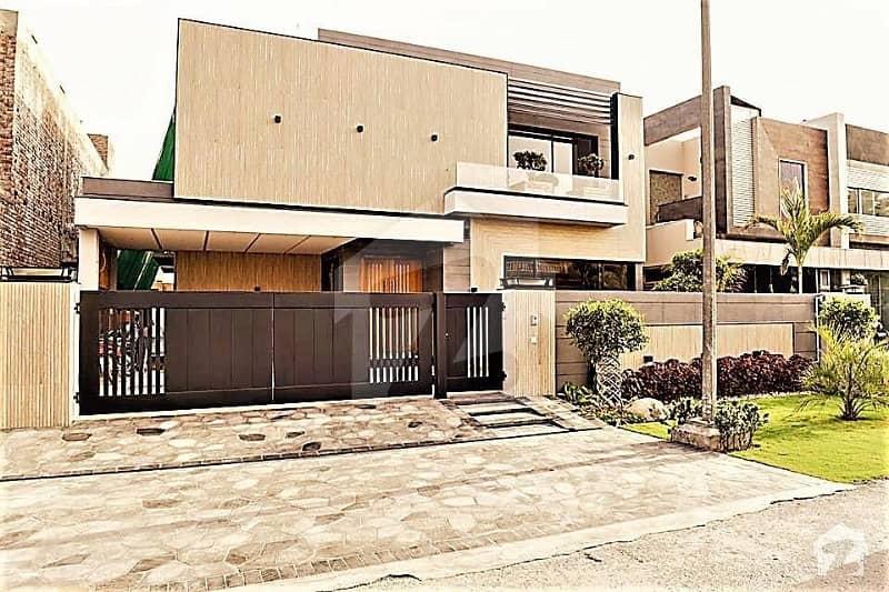 Modern Design 1Kanal Brand New Luxury House For Sale
