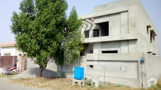 Moazzam Estate is offering a One Kanal Grey Structure House for Sale in Lake City Lahore