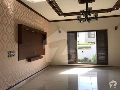 500 Sq. Yard Brand New Bungalow Is Available For Sale