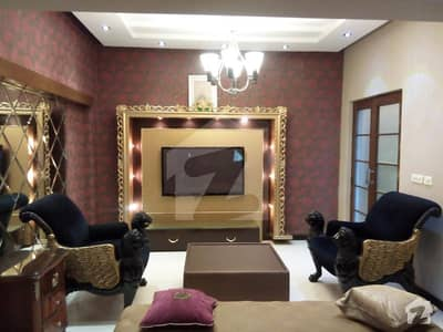 10 MARLA HOT LOCATION SLIGHTLY USED LUXURY VILLA FOR SALE IN DHA PHASE 1 LAHORE