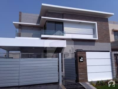 Decent 1 Kanal Brand New Luxury House For Sale