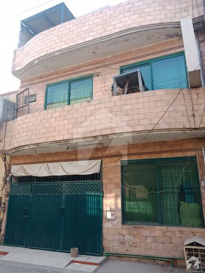 5 Marla Tripple Storey Residential House Is Available For Sale At Township College At Prime Location