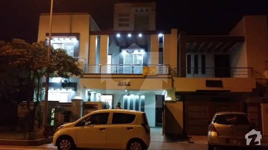 8 marlas  new stylish house for sale in Ali Block BAHRIA TOWN LAHORE