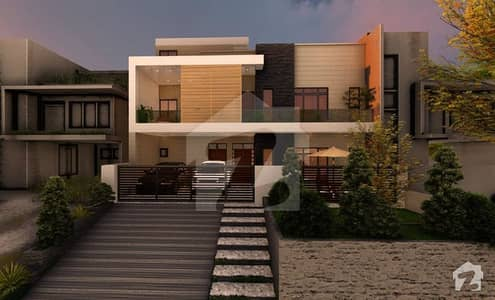40x80 With Half Basement Under Construction House For Sale
