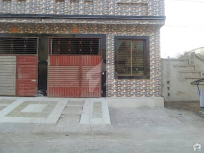 Double Storey Brand New Beautiful House For Sale At Shadman Colony Okara