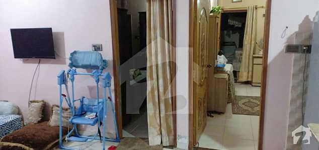 Chance Deal Well Maintain 2nd Floor Portion in Road Facing