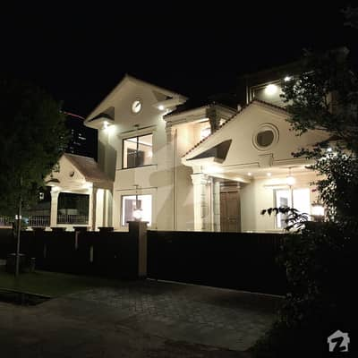 Newly Built 60x100 666 Sq Yards House F-8/4 Islamabad