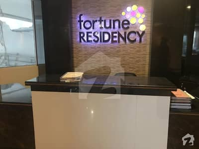 2 Bed Ready Flat For Sale In Fortune Residency E-11