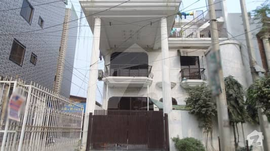 9. 75 Marla House For Sale In Old Muslim Town Ilyas Colony Lahore