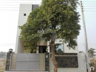 House Is Available For Sale  In Wapda City - Block L
