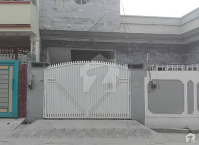 Single Storey House For Sale In Afshan Colony On Range Road Rawalpindi