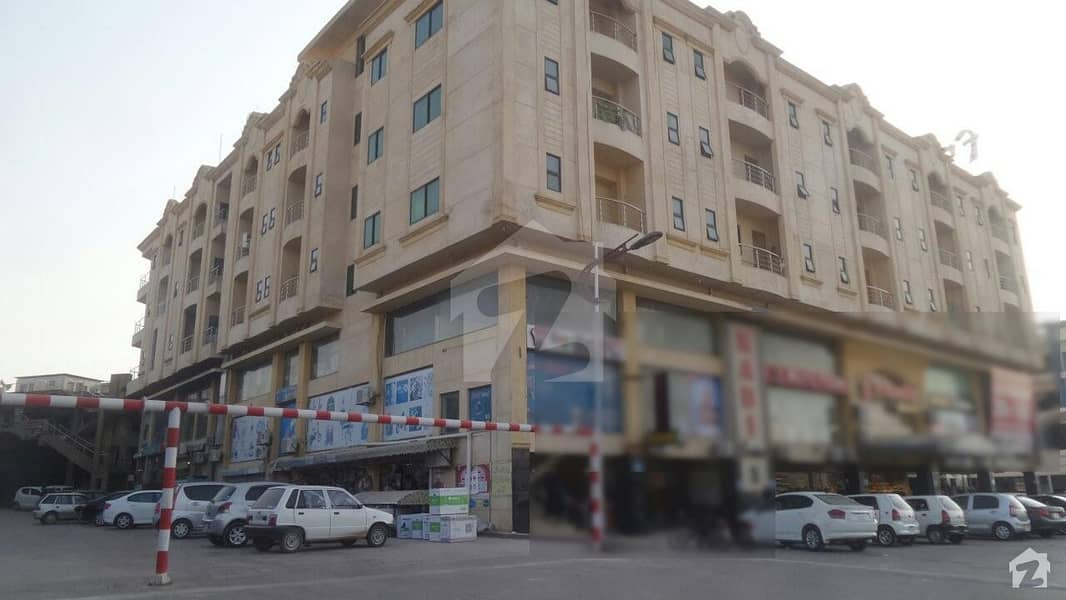 Rabbi Center Commercial Flat Is Available For Sale