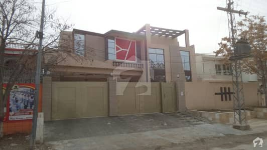 House Available For Sale At The Jinnah Town