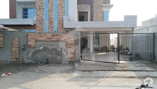 1 Kanal Brand New Triple Storey House With Basement For Rent
