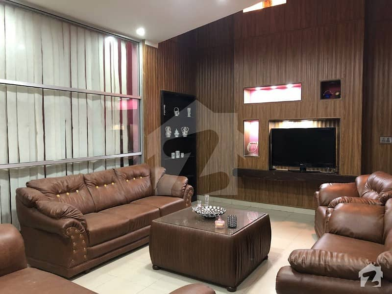Fully Furnished House For Rent In Bahria Town Lahore Ideal Home Location
