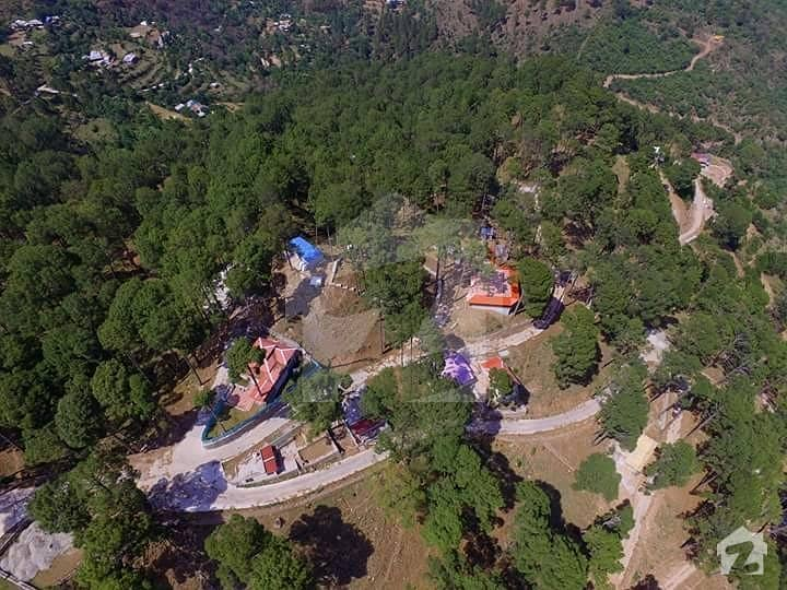 10 Marla Plot On Main Murree Expressway