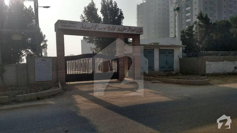 سیکٹر 25-اے - پنجابی سوداگرملٹی پرپز سوسائٹی سکیم 33 - سیکٹر 25-اے سکیم 33 کراچی میں 11 مرلہ کمرشل پلاٹ 5.2 کروڑ میں برائے فروخت۔