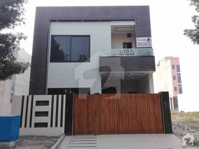 Brand New House Is Available For Sale In CC Block