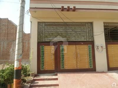 3 Marla House On Millat Road Kiran Block