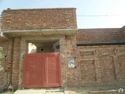 3. 5 Marla House  On Millat Road Kiran Block