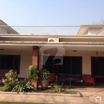 2 Kanal House For Sale In Peshawar Cantt