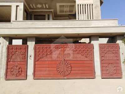 10 Marla Corner Triple Storey House Is Available For Sale