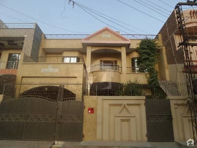 Double Storey Beautiful Bungalow For Sale At Government Colony, Okara