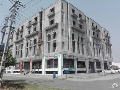 Flat Is Available For Sale In Saramco Center