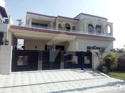 1 Kanal Awesome Bungalow Near To Park Mazher Munir Design