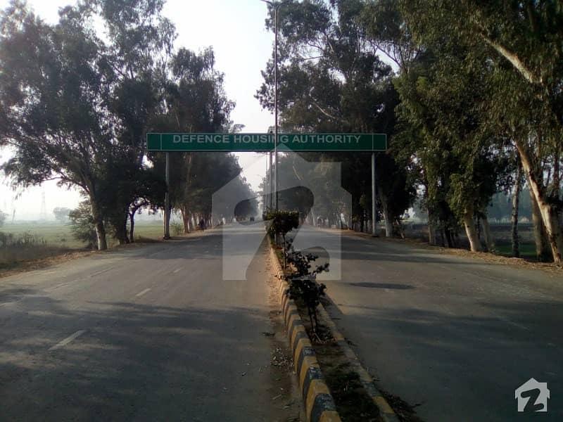 5 Marla Plot File For Sale In Dha Gujranwala