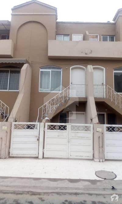 3 Marla Ground Floor Flat For Sale In Edenabad Block D