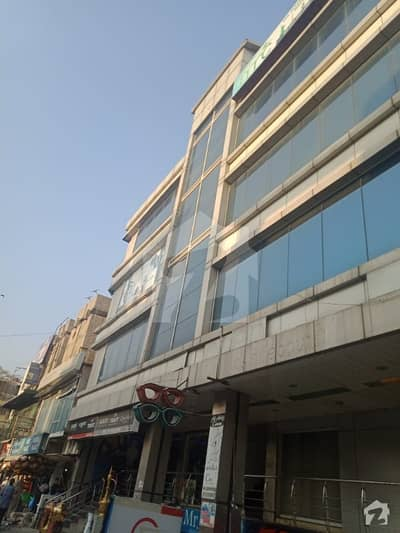 F-6 Markaz Commercial Floor Full Hall For Sale Size 2100 Sq Ft Beautiful Location Near Shaheen Chemist