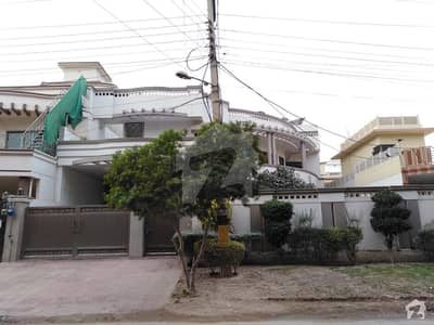 22 Marla Double Storey House For Sale