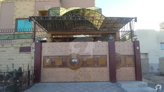 House Available For Sale At Jinnah Town
