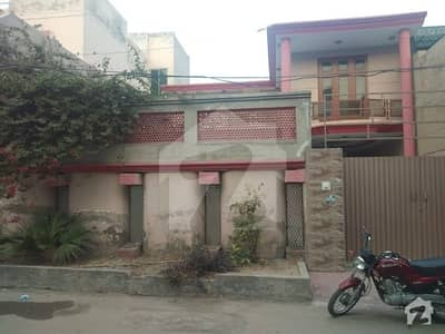 W Block 13 Marla Double Story    House For Sale